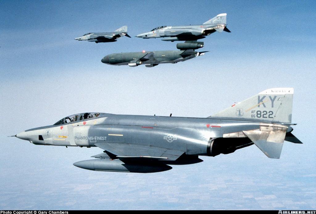 KY RF-4C