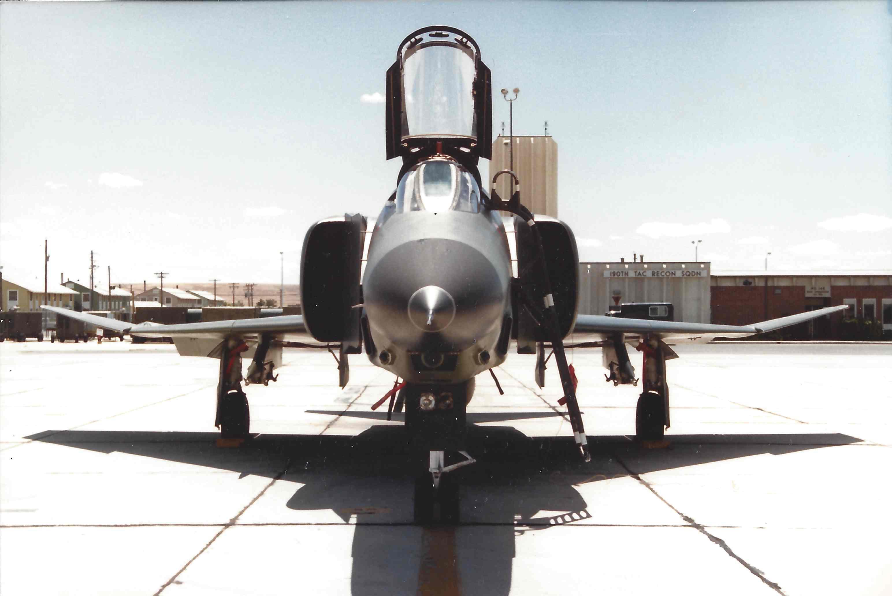 RF4C Front